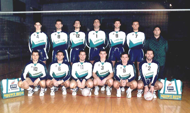 Showy Boys Serie B2 Stagione sportiva 1994-1995