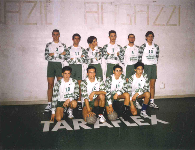 Showy-Boys-Juniores-Stagione sportiva 1997-1998
