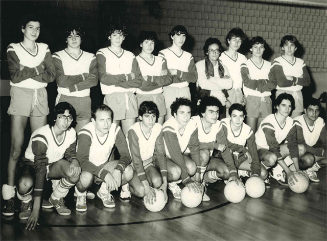 Showy-Boys Serie D Stagione sportiva 1982-1983