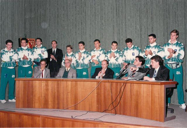 Presentazione-Showy-Boys-Serie-B1-Stagione-1992-1993