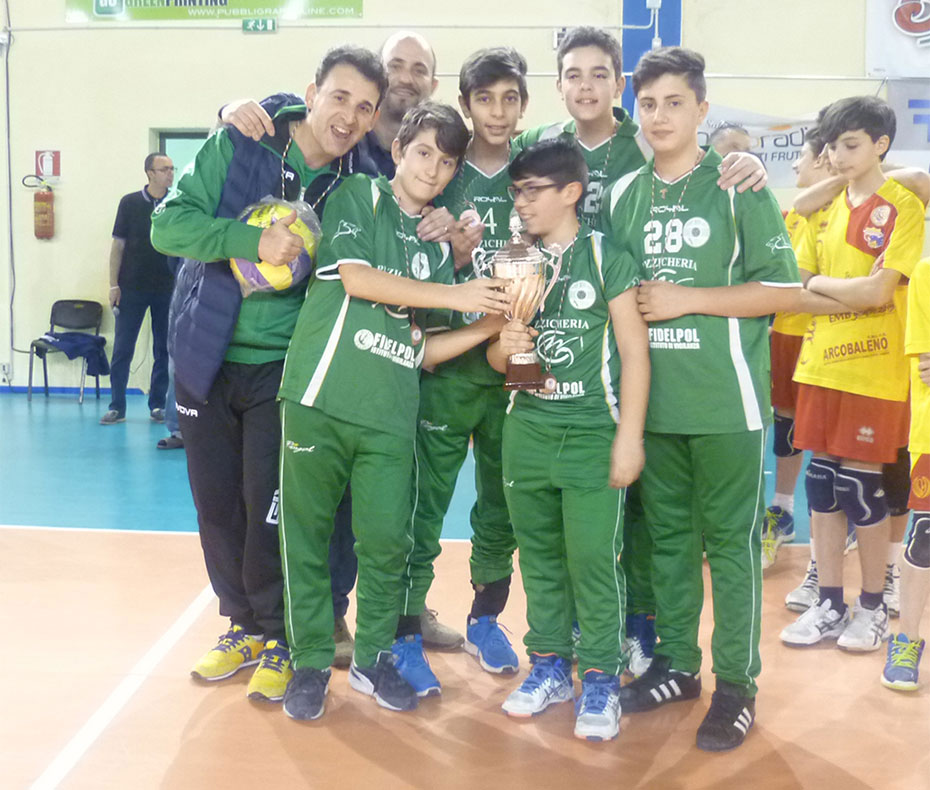 Final Four: terzo posto per l'under 13 3vs3