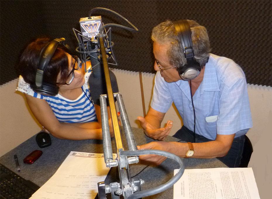 Radio Orizzonti Activity media partner della Showy Boys