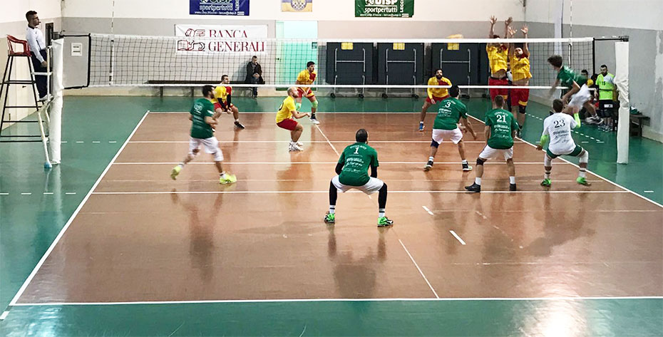 Agevole vittoria per 3-0 sul Martignano