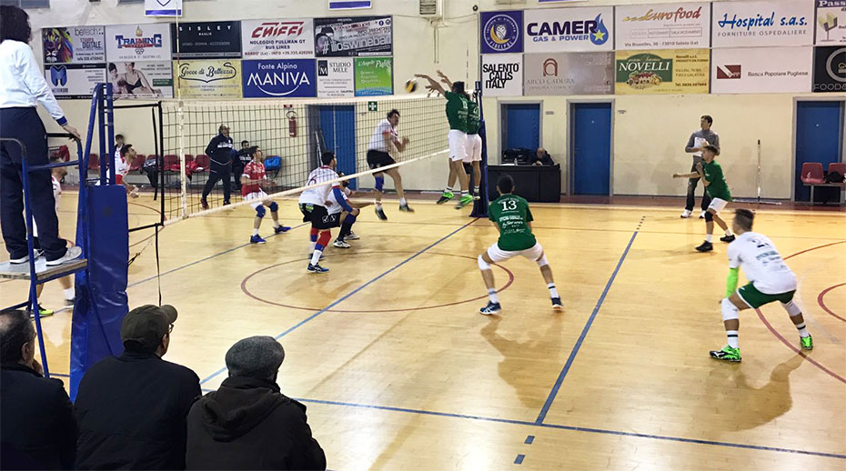 La Showy Boys vola alla final four di Coppa Puglia