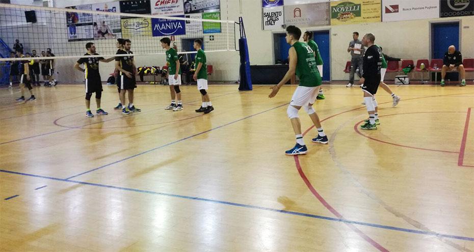 Battuta 3-0 la Bee Volley. Si va ai play off promozione
