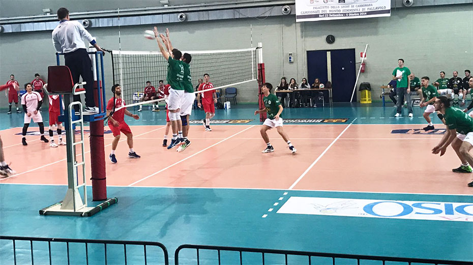 Play off: Showy Boys corsara a Bari (3-0)