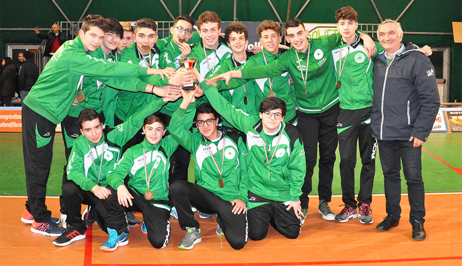 Under 16: dalla final four provinciale alla fase regionale