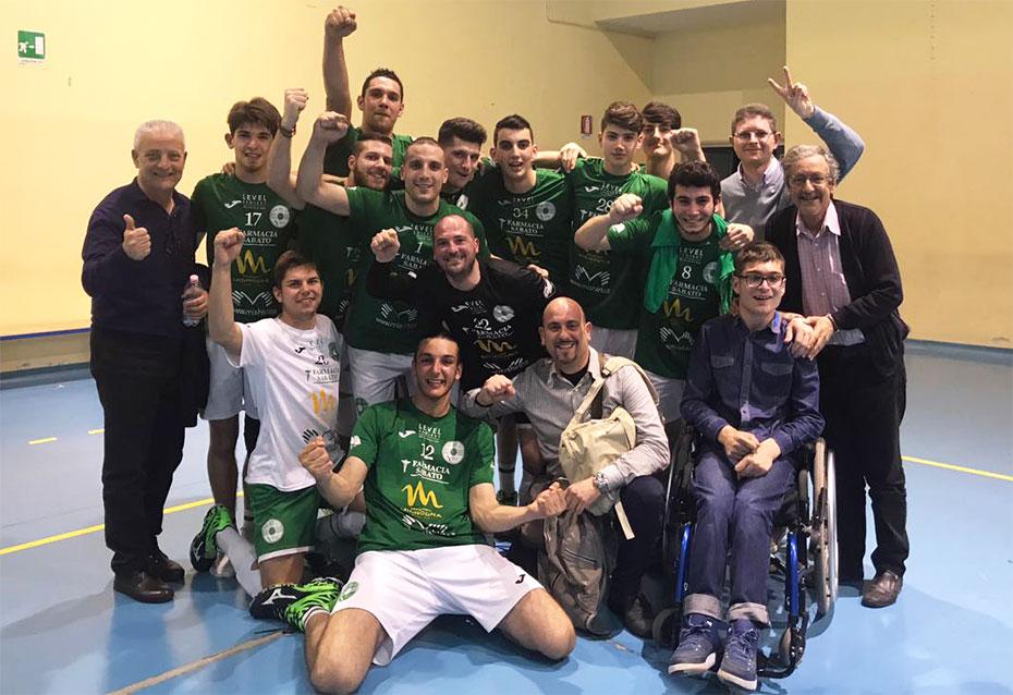 Showy Boys Galatina campione di Puglia