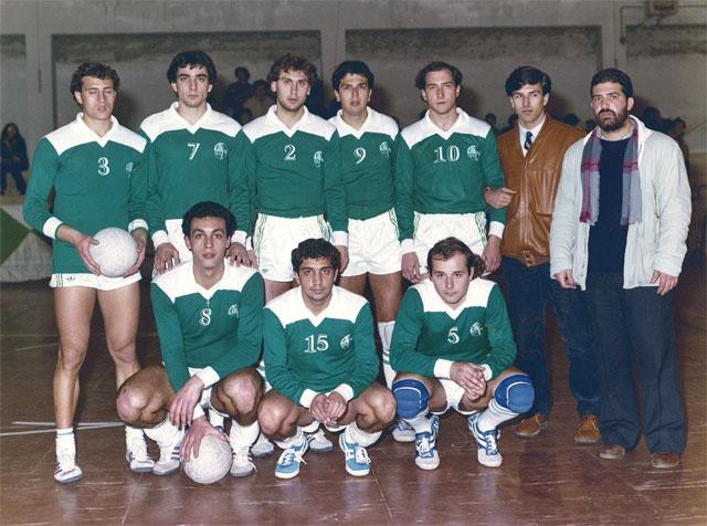 Showy Boys Serie B Stagione sportiva 1980-1981