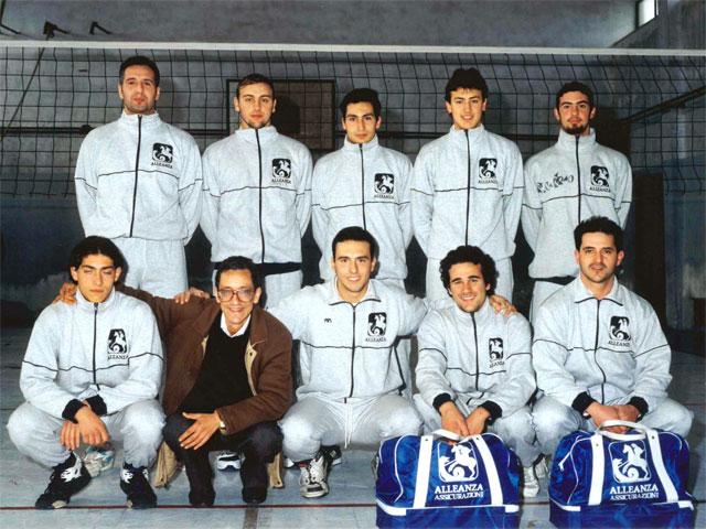 Showy-Boys-1a-Divisione-Stagione sportiva 1995-1996