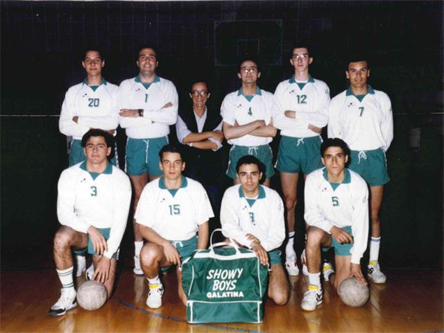 Showy-Boys-Serie-C2-Stagione sportiva 1991-1992