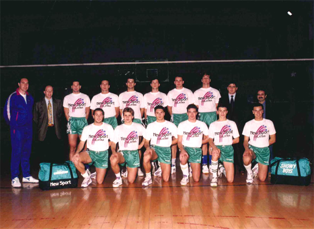 Showy-Boys-Serie-B1-Stagione sportva 1992-1993