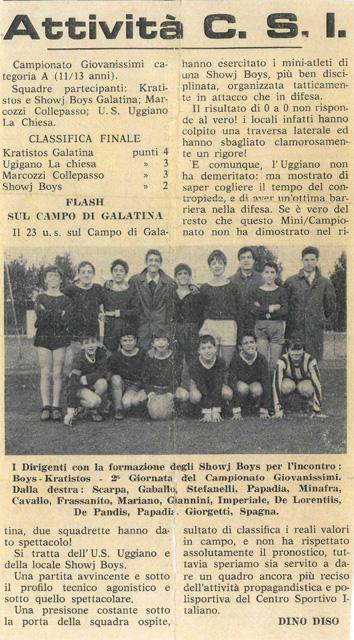 Showy-Boys-CSI-Luglio-1969