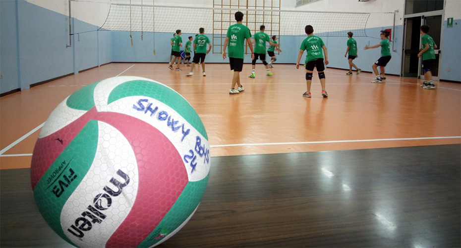 Aperte le iscrizioni ai corsi di pallavolo per ragazzi e ragazze