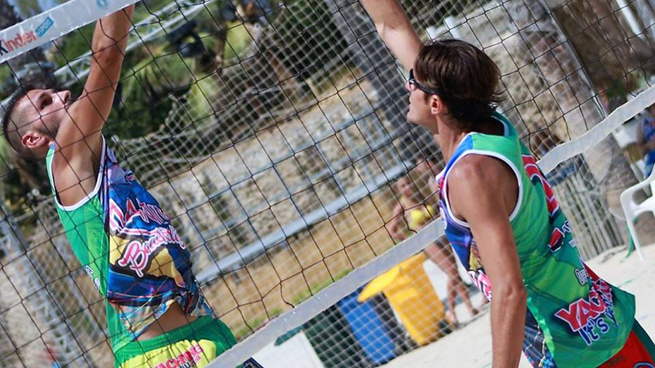 Torneo di beach volley serie B2